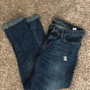 Gap Boyfriend fit jeans